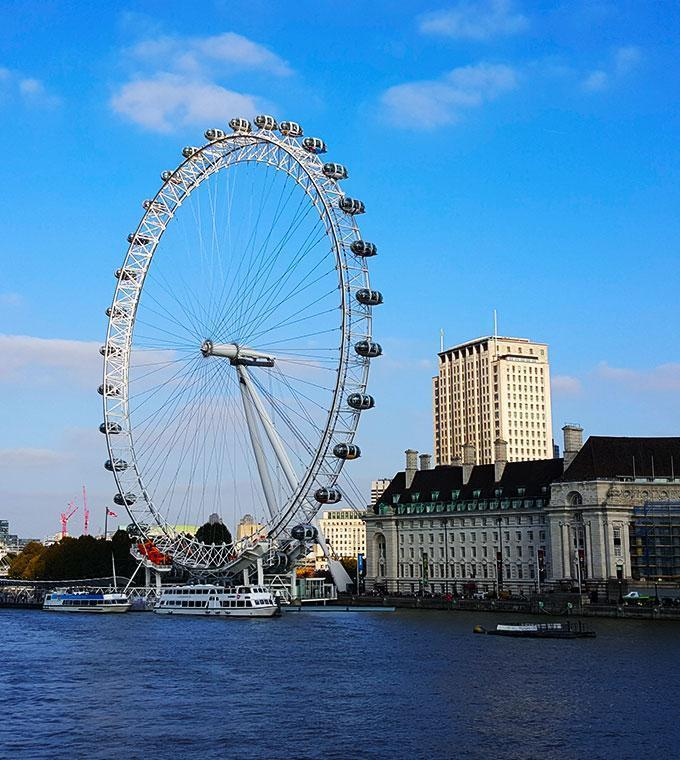 London Eye - Ingressos Standard