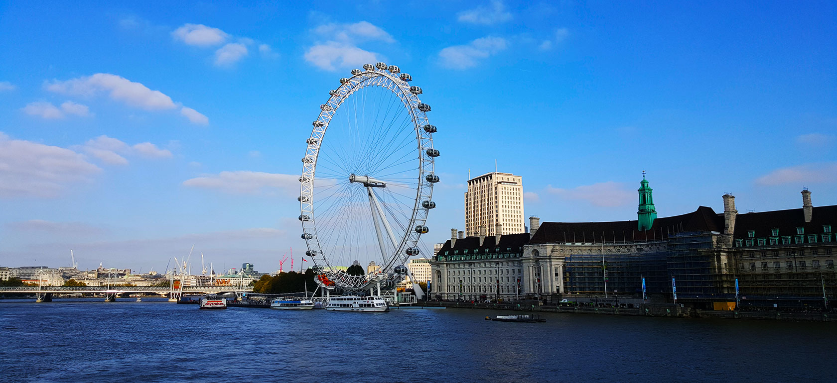 London Eye - Billets Standards