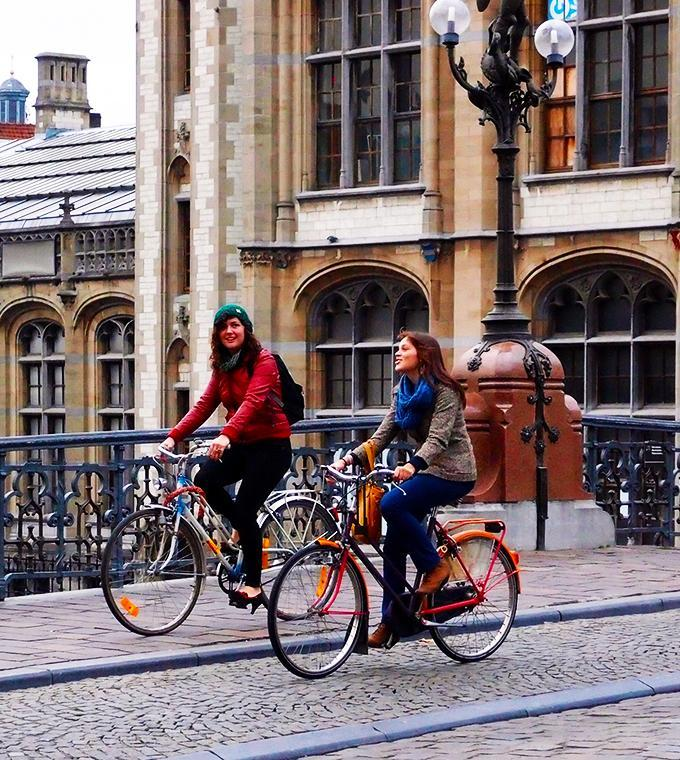 London Highlights Bike Tour