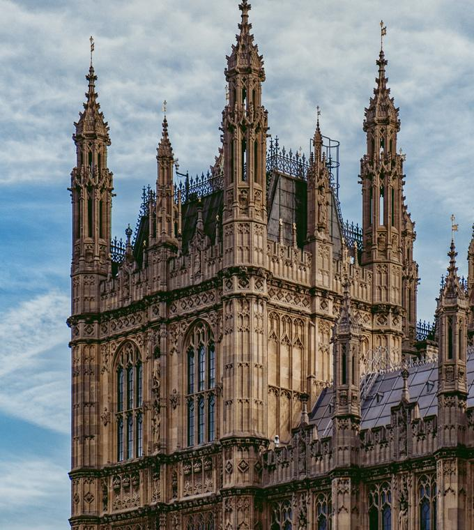 Westminster Abbey + English audioguide