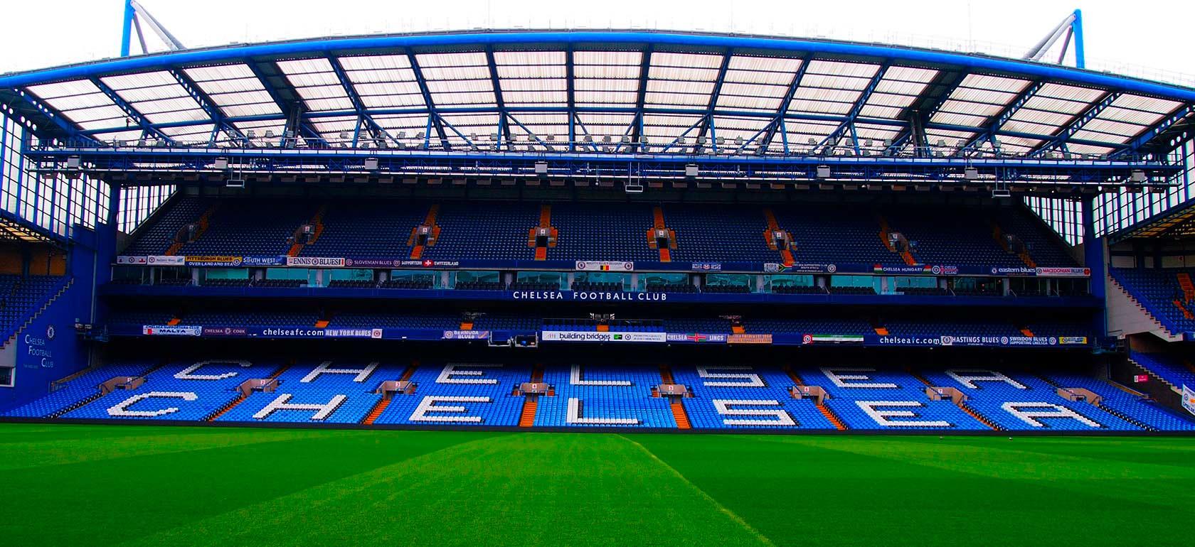 Chelsea Football Ground Tour
