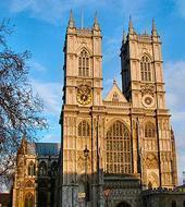 Westminster Abbey + engelsk audioguide
