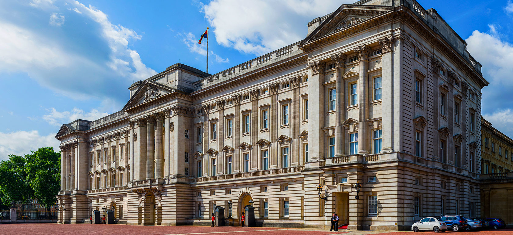 Buckingham Palace - Queens Gallery