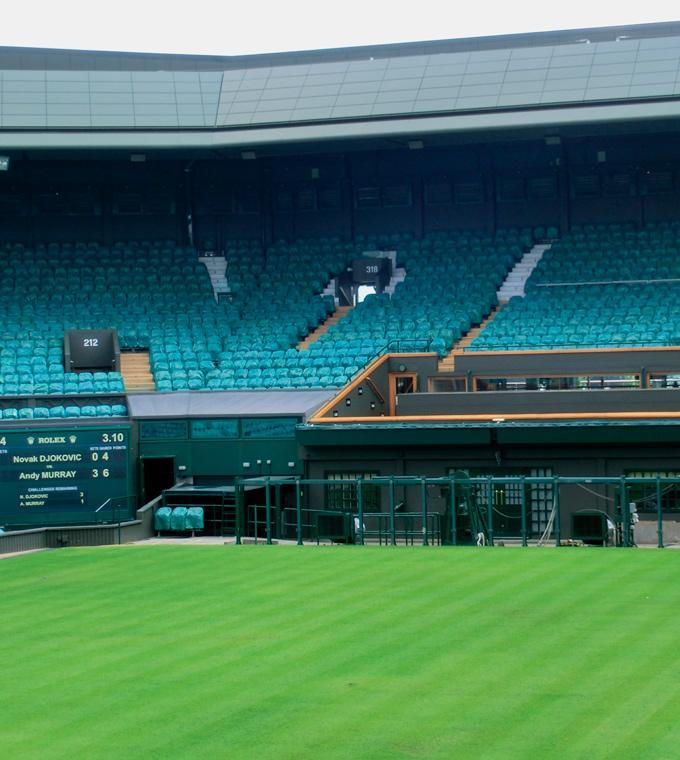 Wimbledon Lawn Guided Tour