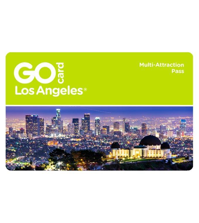 Go Los Angeles Card