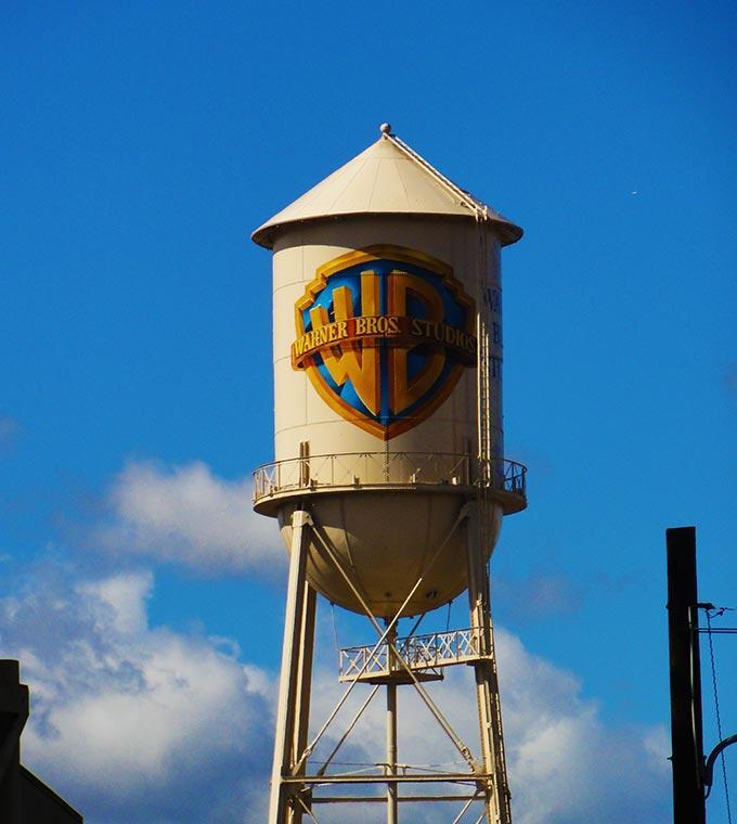 Warner Brothers' VIP Tour