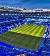 Real Madrid Stadion & Hop on Hop off Bus