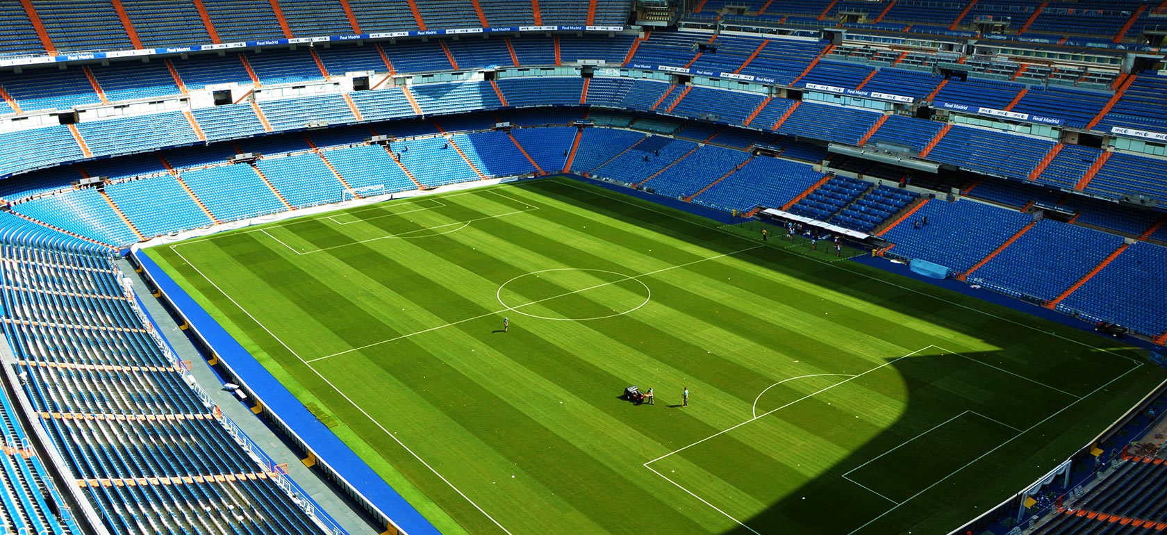 Tour allo Stadio del Real Madrid+Audioguida