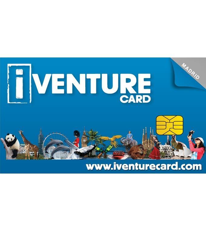 Madrid iVenture Card (MADIVENT)
