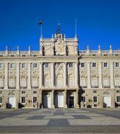 Tour caminhado pelo Palacio Real