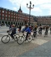 Madrid Highlights Bike Tour