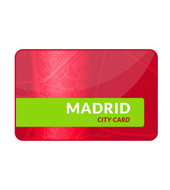 Madrid City Pass (Prado, Royal Palace, Optional Public Transport Card)