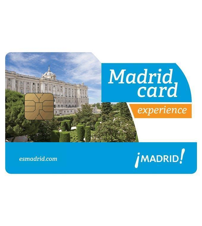 Madrid Card Palacio Real