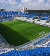 Malaga Stadium Bike Tour