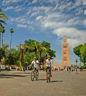 Marrakech  Highlights Fietstour