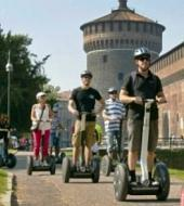 Segway tour with audio-guide