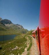 Suisse Alpes and Bernina Express