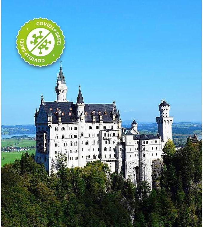 Neuschwanstein Castle (Afternoon tickets)