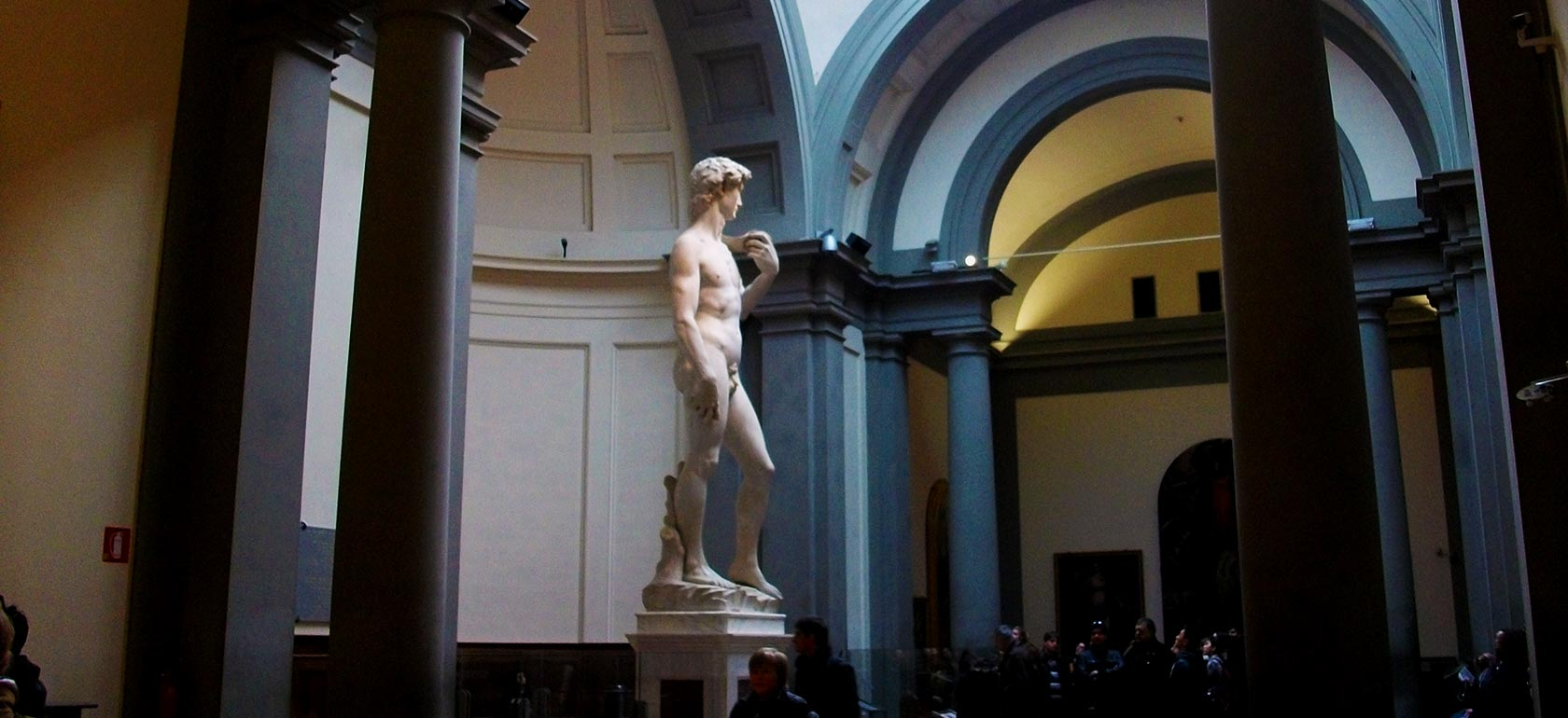 Accademia Gallery ´Skip the line´