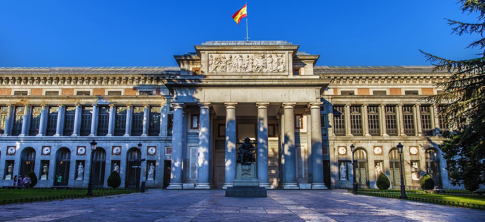 Prado museum madrid for Lamucca calle del prado 16 madrid