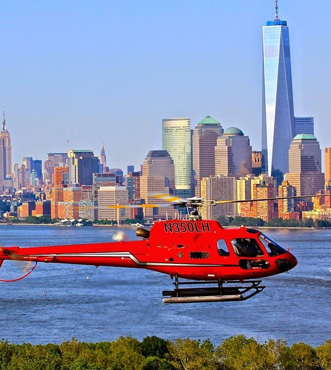 Liberty Helicopter Tours - The Big Apple