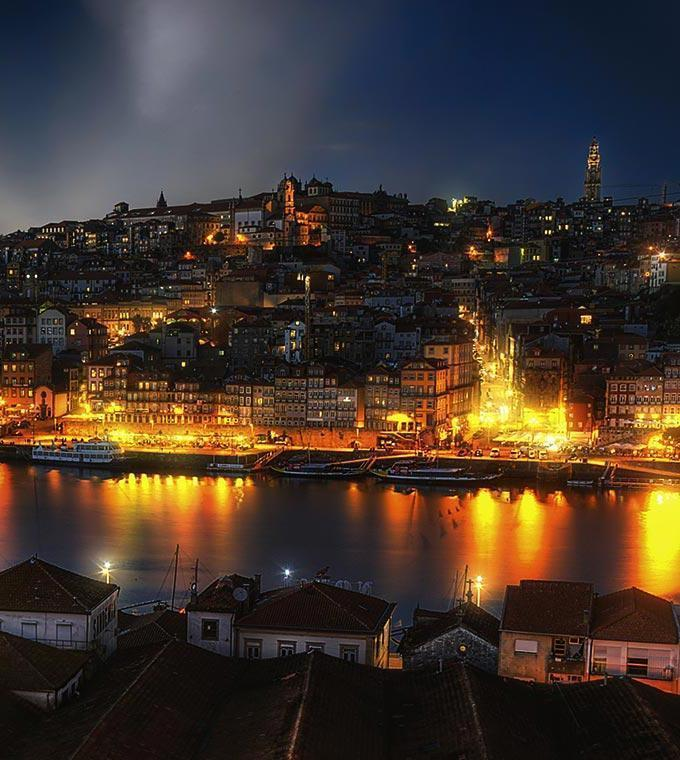 Porto by Night & Fado show