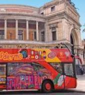 City Sightseeing Palermo Mondello Hop-On Hop-Off