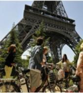 Tour de bicicleta eletrica por Paris