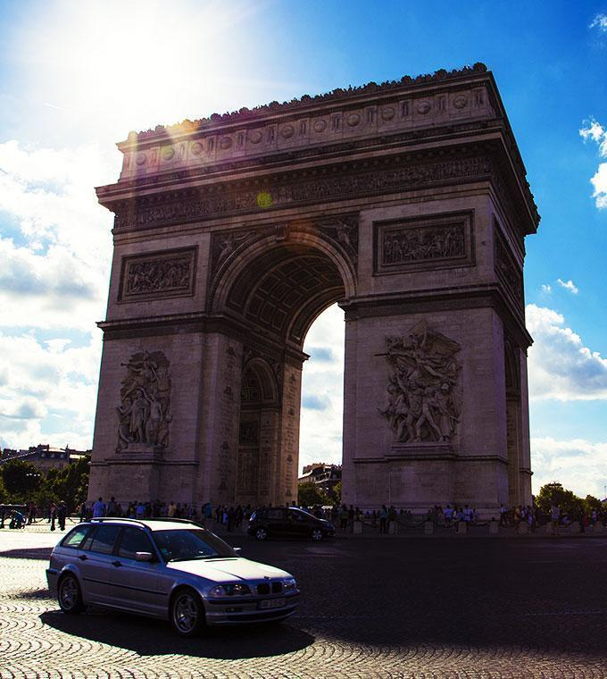 Arc de Triomphe 'Skip the line'