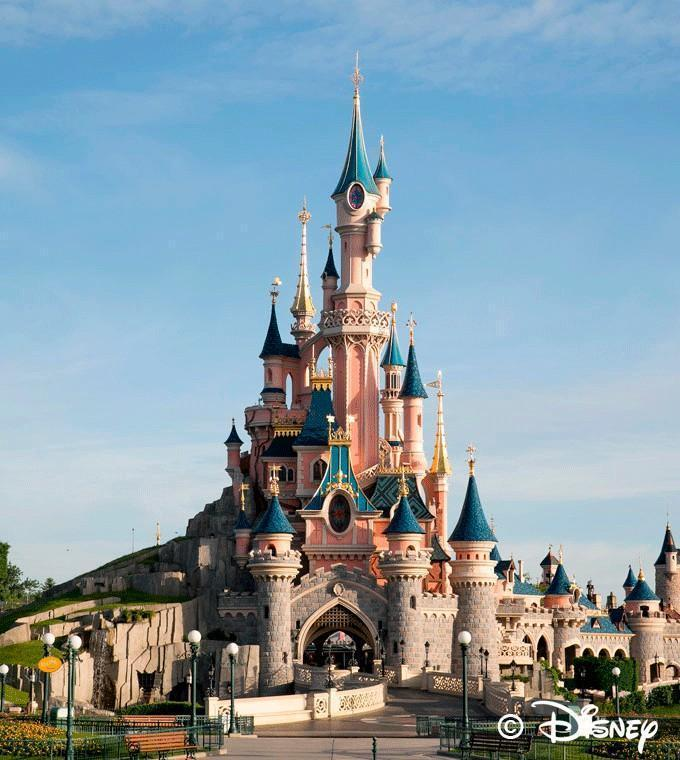 Disneyland® Parijs, 2 parken in 1 dag!