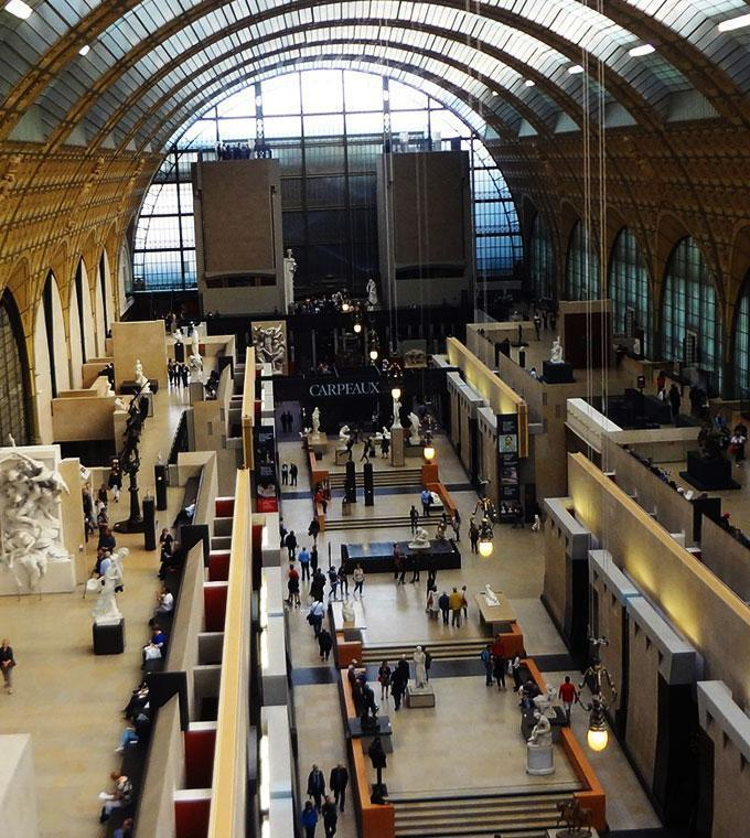 Orsay Museum (tickets + gids)