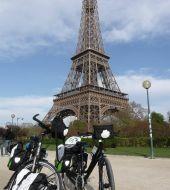 Parijs Highlights Fietstour met Nederlandse gids