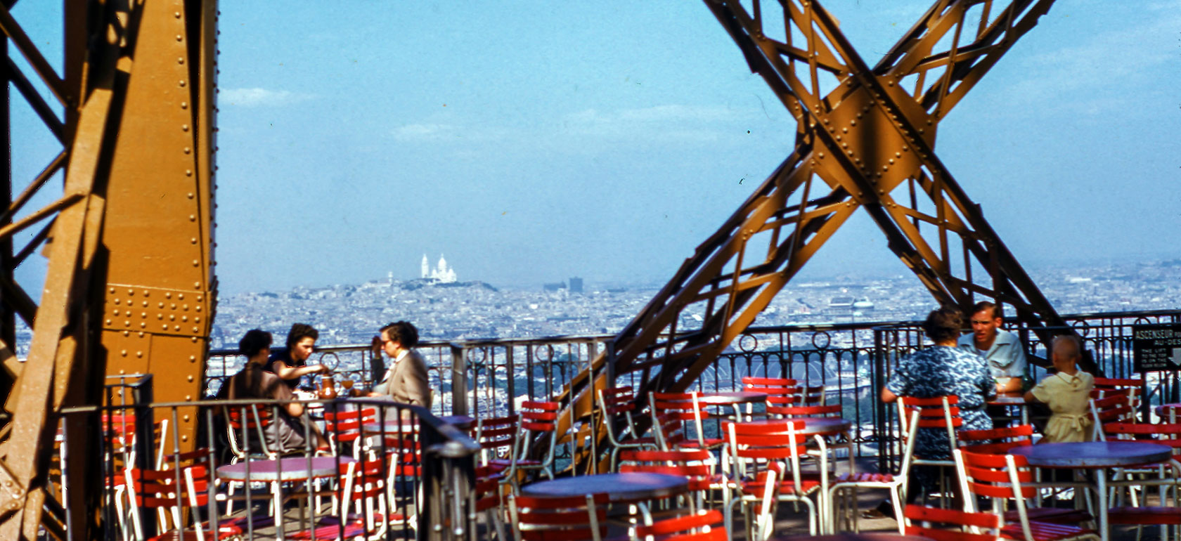 Eiffel Tower Lunch 'Skip the line' ticket