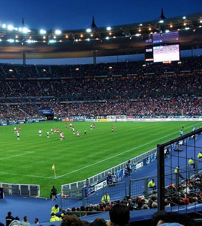 Tour dello Stade de France