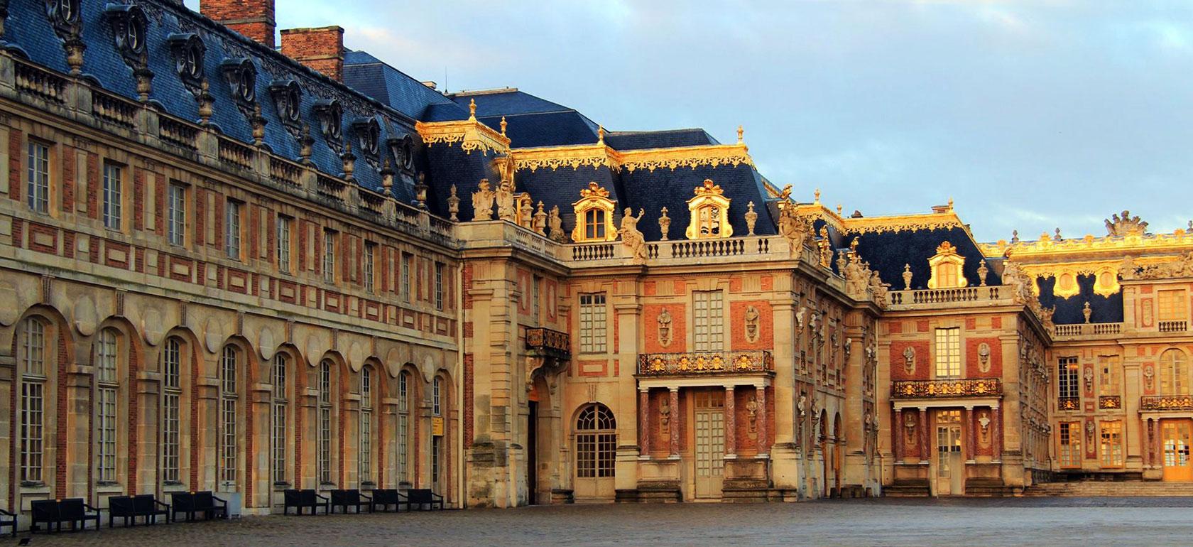 Versailles in autobus for Charles che arredo la reggia di versailles