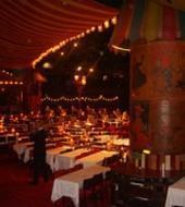 Diner-show bij de Moulin Rouge