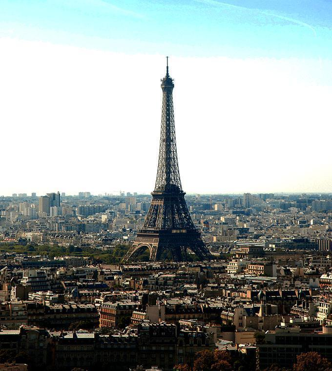Paris City Tour + Torre Eiffel