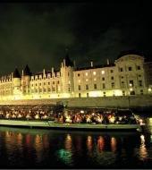 Paris Crucero con cena - 18.00