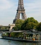 Неотразимый Париж в круизе с обедом