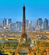 Visita de Notre-Dame, Montmartre e Torre Eiffel
