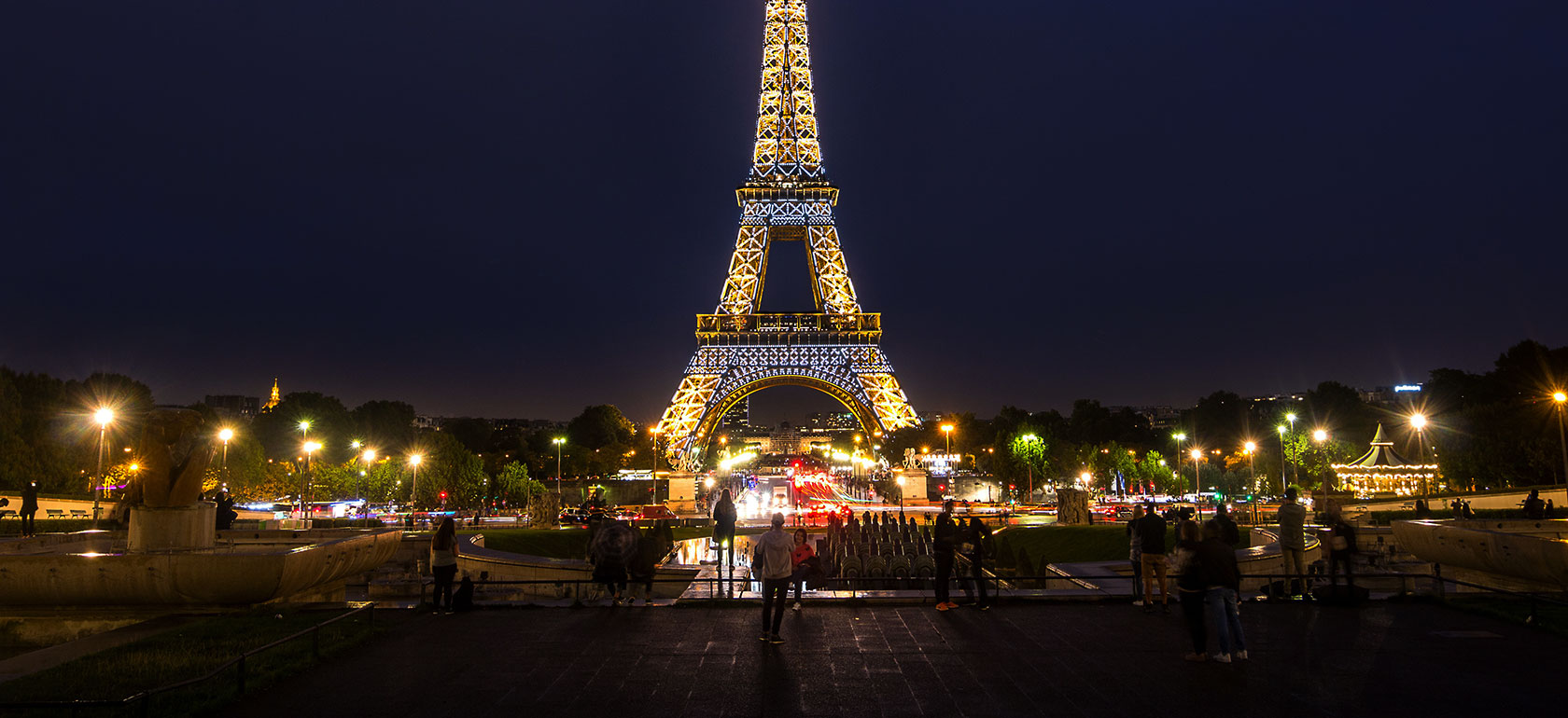 Bus Tours Of Paris At Night