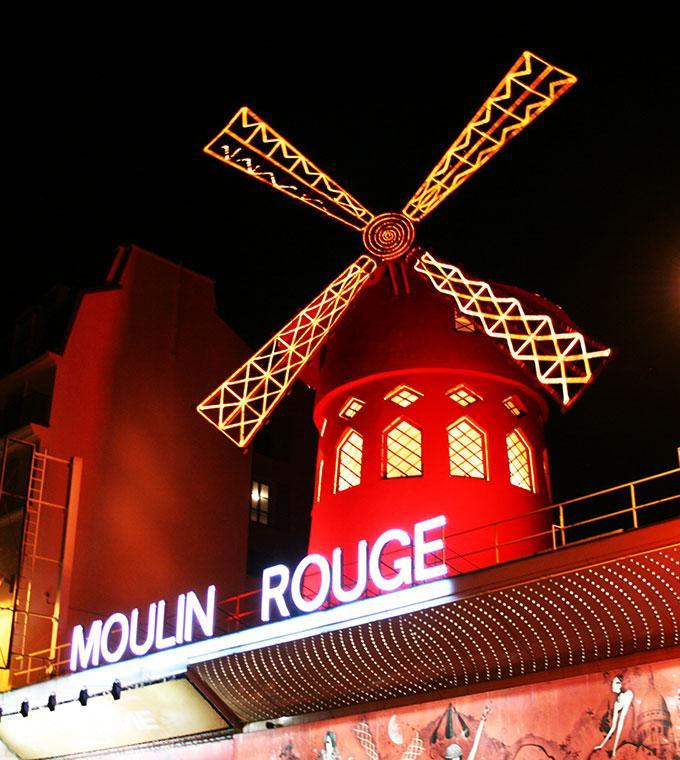 Moulin Rouge New Year's Eve Dinner