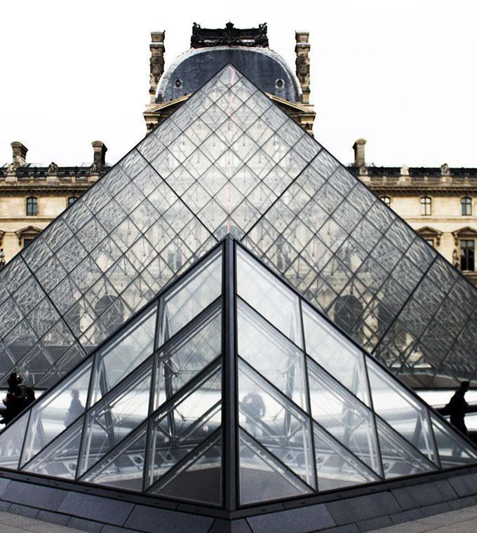 Louvre Museum 'Skip the line'
