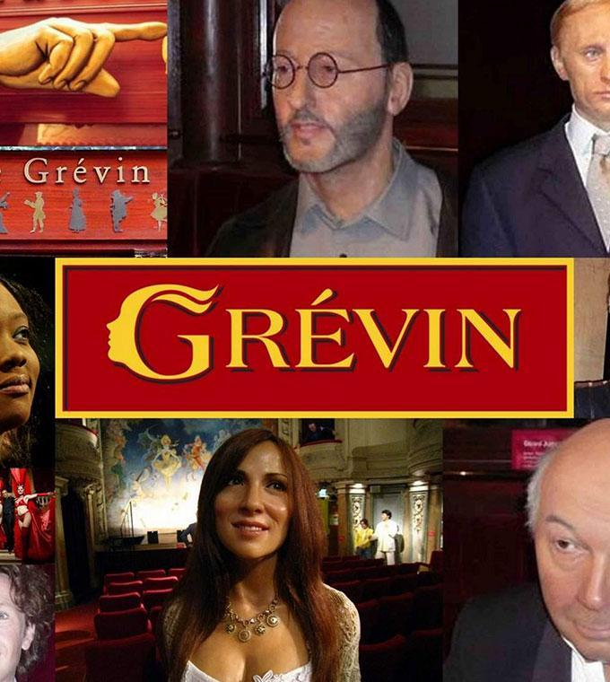 Musee Grevin (Paris Wax Museum)