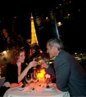 巴黎晚餐巡航 Paris Dinner Cruise - 20.30h
