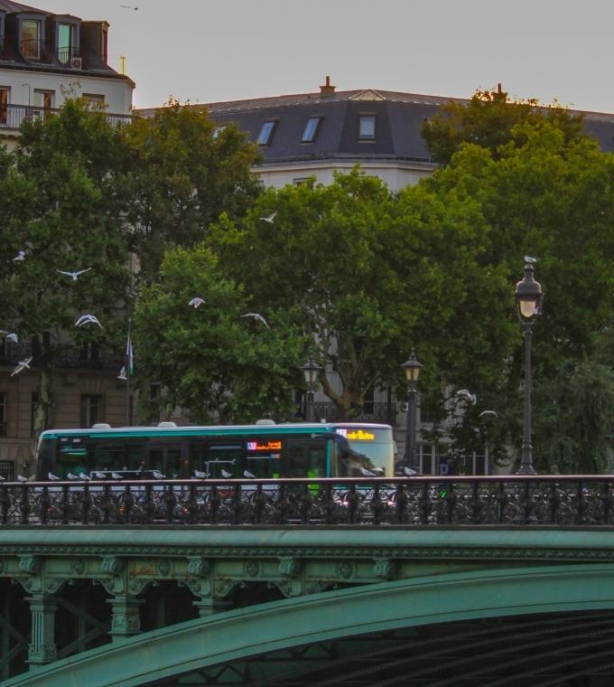 Paris Visite Pass : unlimited transport