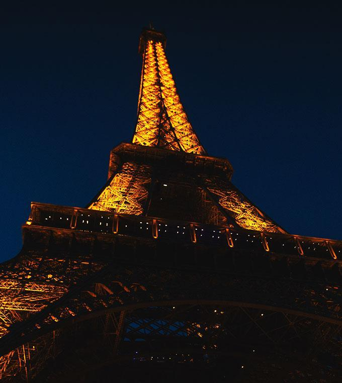 Eiffel Tower, Cruise and Illuminations of Paris