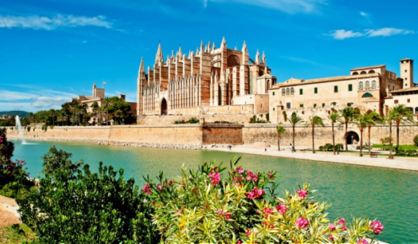 Afbeelding van Fascinating Palma Cathedral