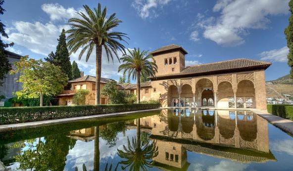 Afbeelding van Alhambra