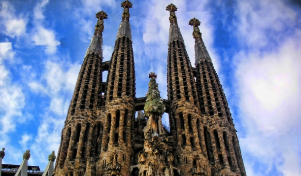 Afbeelding van La Sagrada Familia Guided Tour